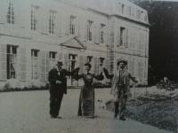1900, Degas, Hortense & JacquesFourchy